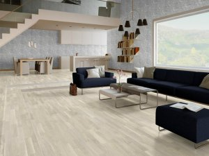 Паркетная доска Quick-Step коллекция Villa 1363 Дуб Whiteashed MATT