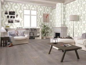 Паркетная доска Quick-Step коллекция Palazzo 1346 Дуб Old Grey MATT